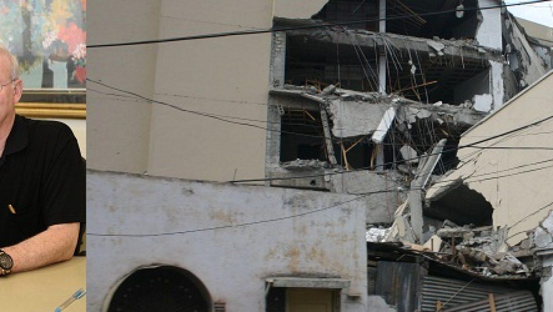 מחקר חדש קובע: רעידת אדמה בישראל תגרום לנזק של 324 מיליארד שקלים