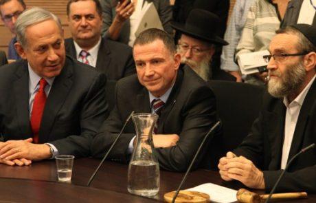 """משה גפני: הקב""""ה נתן את הגז למדינת ישראל ולא לכמה אנשים עשירים"""