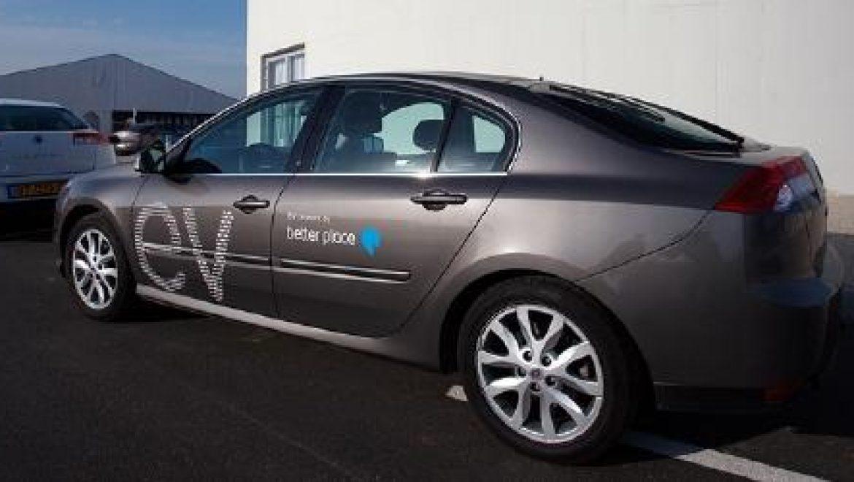 בטר פלייס תמכור חשמל לרשת ממצברי המכוניות החשמליות