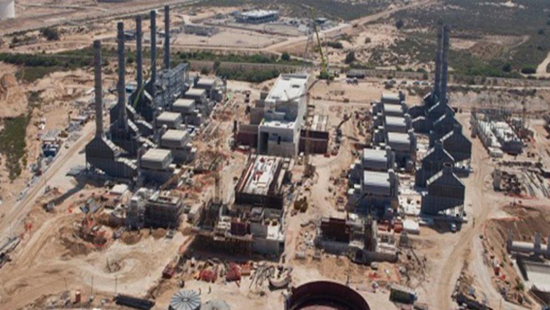 """תחנת הכוח הפרטית """"דוראד"""" חוברה לרשת הארצית"""