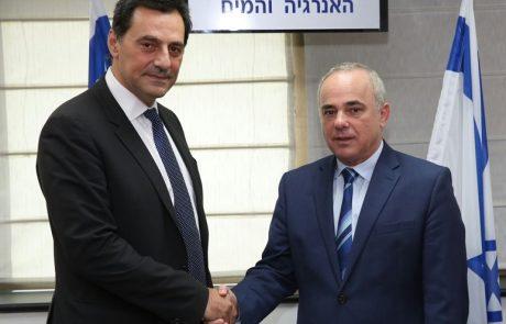 """מימון נוסף למאגרי תנין וכריש של אנרג'יאן היוונית ע""""י מוסדות פיננסיים בישראל"""