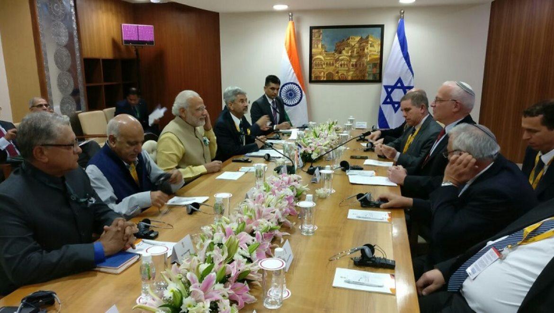 ישראל והודו סיכמו על שדרוג היחסים החקלאיים בין המדינות