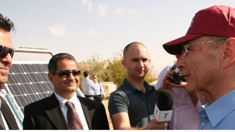 בלעדי: אלקטרוגרין הקימה מפעל ראשון לייצור מערכות סולאריות בישראל