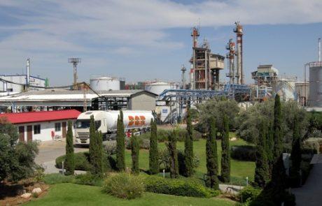 """שימוע למפעל דור כימיקלים בחיפה: """"רצף אירועי חומרים מסוכנים"""""""