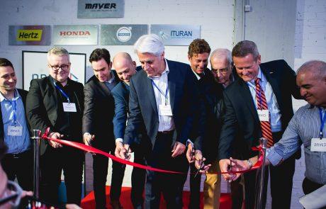 קבוצת מאיר פתחה מרכז חדשנות לתחבורה חכמה בשיתוף וולוו, הונדה, הרץ ואיתוראן