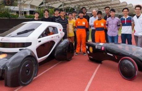 מכוניות שעובדות על אנרגיה סולארית הודפסו במדפסות תלת מימד