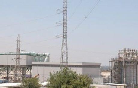 2 תחנות קוגנרציה של חברת החשמל הושבתו מפעילות