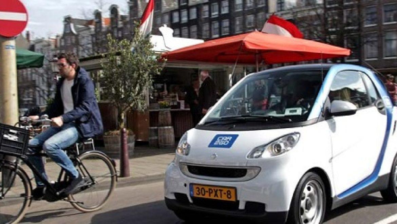 סיקור מיוחד – אמסטרדם הירוקה: אופניים, תחבורה ציבורית ועכשיו גם רכבים חשמליים
