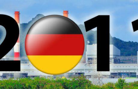 מיוחד לתשתיות: סיכום ייצור ואספקת האנרגיה של גרמניה ב2011