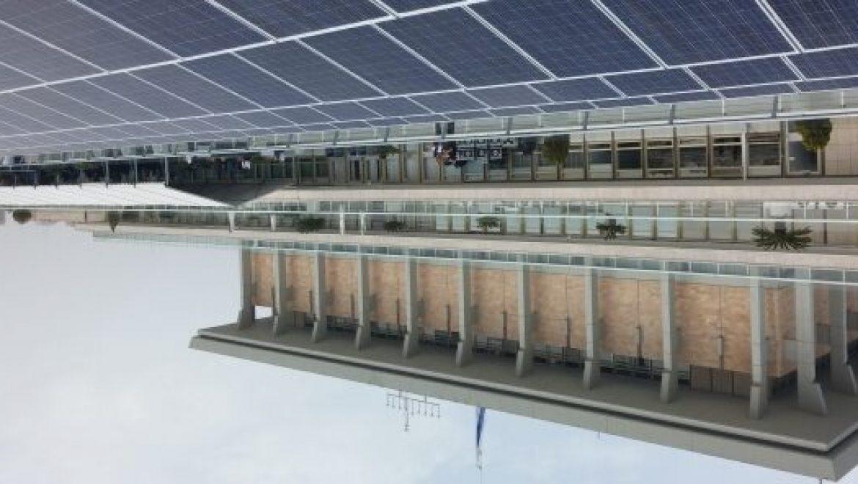 הצעת החוק לפטור ממס הכנסה ביצור חשמל סולארי ביתי עולה לקריאה ראשונה