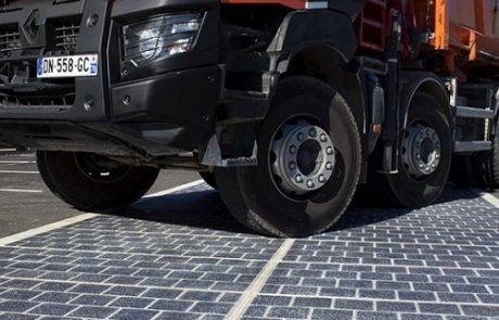 ממשלת צרפת הודיעה על הקמת כביש סולארי שיספק חשמל ל-3 מיליון בתי אב