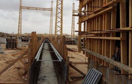 חברת החשמל מקימה תחנה חדשה לפרויקטים הסולאריים באשלים