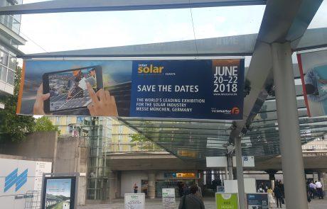 אינטרסולר מינכן 2017:גידול חד בענף פיתוחים ישראלים מעוררים עניין