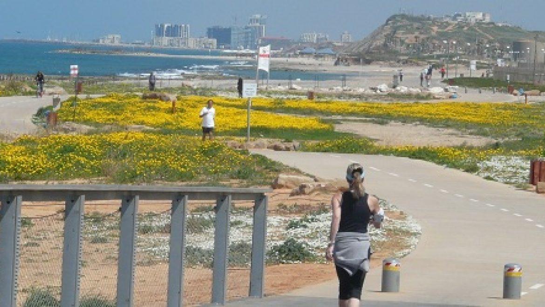 מתכנני פארק רידינג בתל אביב זכו בפרס מיוחד על תכנון סביבתי חדשני