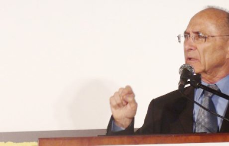 """השר לנדאו בועידת האנרגיה של הארץ-דה מרקר """"נחוץ טיפול שורש לשלטון """"פקידותיסטאן"""" במשק האנרגיה"""""""