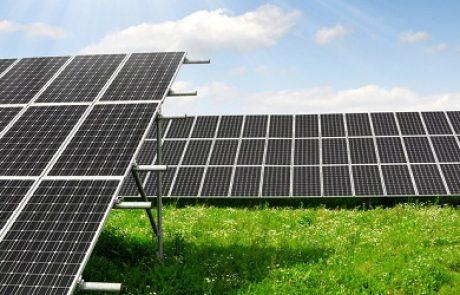 מתקן סולארי בהספק 579 מגה-ואט חובר לרשת החשמל בקליפורניה