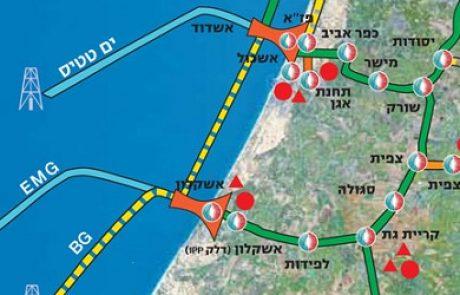 מצרים הודיעה על ביטול הסכם הגז הטבעי עם ישראל