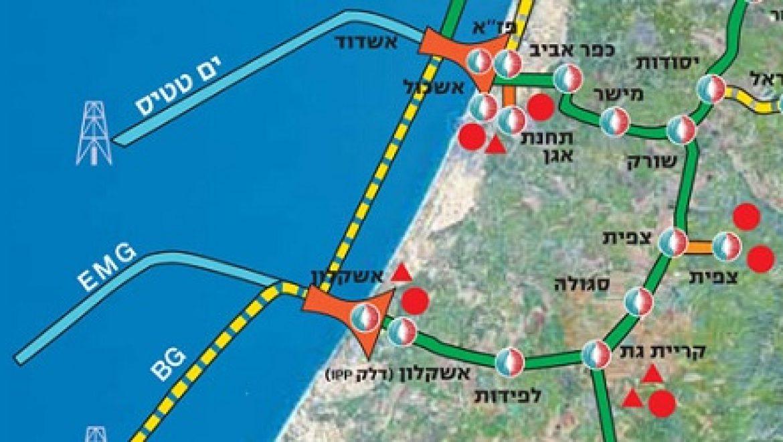 """חברת נתיבי הגז הטבעי לישראל (נתג""""ז) השלימה גיוס אג""""ח בסך של 300 מיליון ₪"""