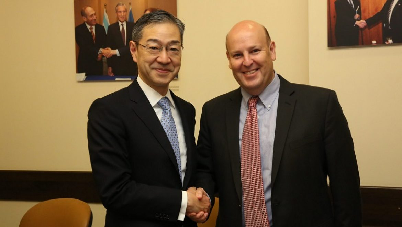 משרדי הכלכלה של ישראל ויפן מהדקים את היחסים הכלכליים