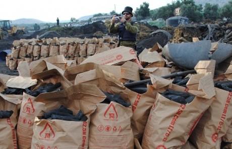 ועדת הפנים אישרה את תקנות משרד החקלאות להגבלת מעבר גזמי עצים לרשות הפלסטינית