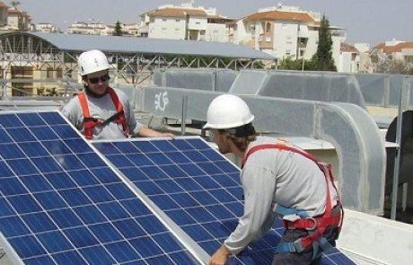 בשוהם יממנו את עלויות מחשוב מוסדות החינוך מרווחי השכרת גגות למערכות סולאריות
