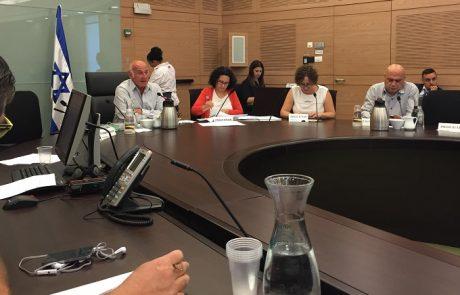 ועדת הכלכלה קיימה דיון בחסמים המונעים הקמת טורבינות רוח קטנות ובינוניות