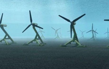 אנרגיה ירוקה ממעמקי הים: חוות טורבינות תת ימיות בסקוטלנד