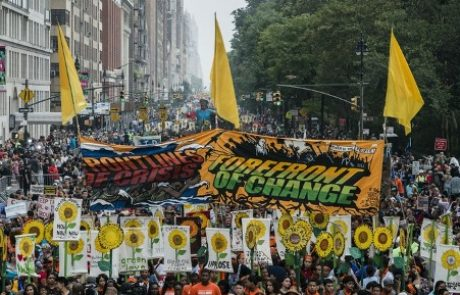 מחר: מצעד האקלים בתל אביב