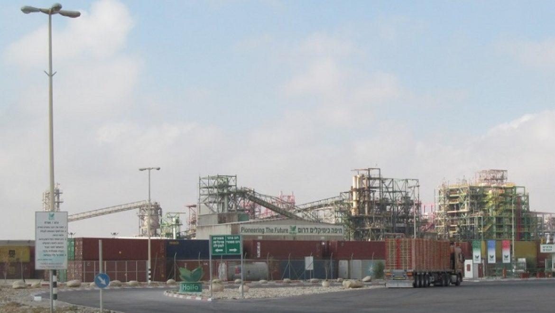 המשרד להגנת הסביבה: תנאים נוספים להיתר הרעלים של חיפה כימיקלים דרום ונמל חיפה