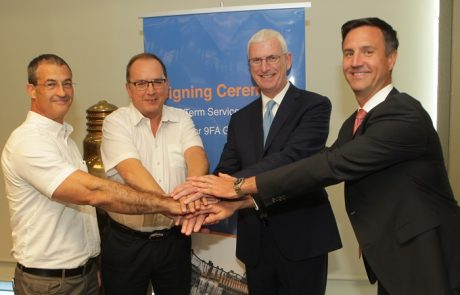 חברת החשמל חתמה על הסכם רב-שנתי עם ג'נרל אלקטריק לתחזוקת טורבינות גז