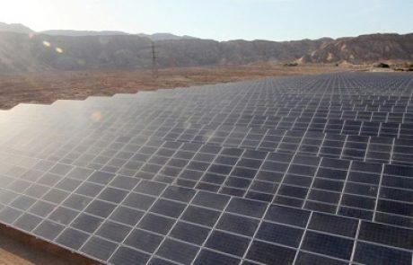 המדינה הוציאה מכרז לתחנה סולארית חדשה במתחם אשלים בגודל של 40 מגה-וואט