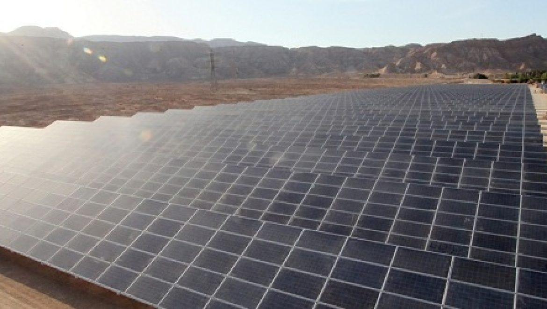 חברת Ashalim Sun PV זכתה במכרז להקמת תחנת הכוח הפוטו-וולטאית באשלים