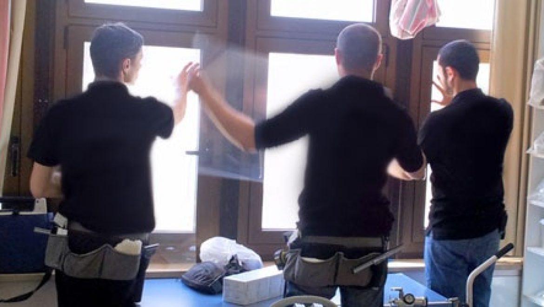 """""""מגן שמש"""" תמגן את חלונות בתי החולים בציפוי יעיל אנרגטית"""