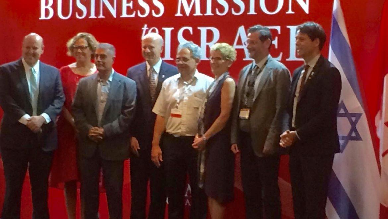 ישראל וקנדה יכפילו את המימון למחקר ופיתוח משותפים