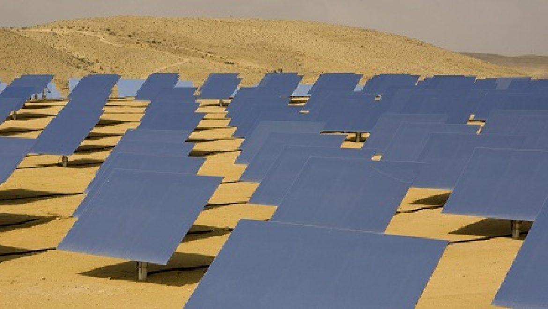 צנורות המזרח התיכון תספק רכיבים לשדות סולאריים בהיקף של 10 מיליון דולר