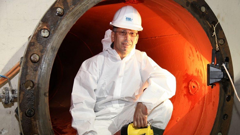 """מנכ""""ל """"מקורות"""" שמעון בן-חמו, הודיע לדירקטוריון החברה על רצונו לסיים את תפקידו"""