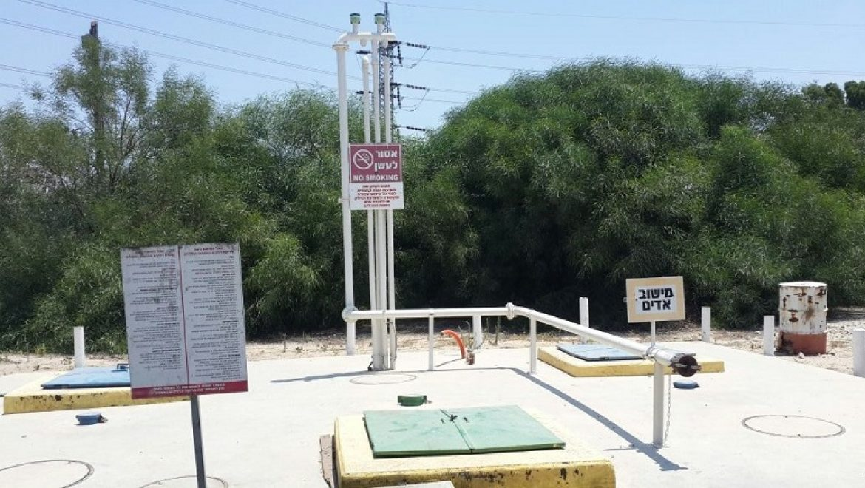 כל תחנות הדלק במפרץ חיפה התקינו מערכות מישוב אדים להפחתת זיהום האוויר