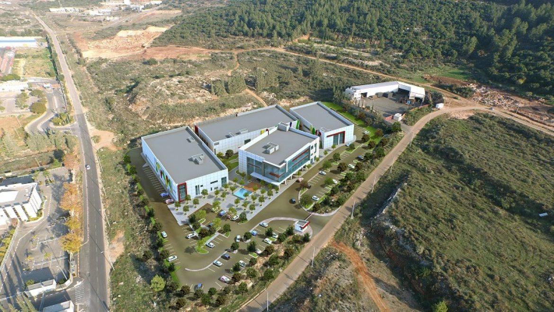 שמיר הנדסה זכתה במכרז להקמת מרכז תעשייה בכרמיאל עבור חברת MTC