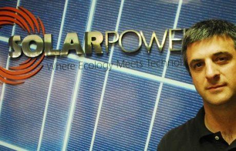"""פרויקט ניסוי סולארי משותף ל""""סולארפאוור"""" ולמרכז הטכנולוגי לאנרגיות מתחדשות ברותם תעשיות"""