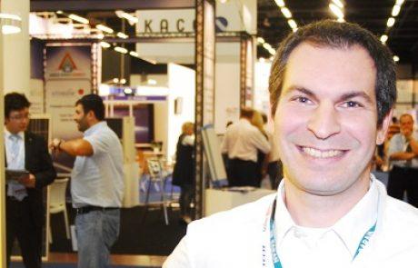 הרצאת דוד כהן, מהנדס ראשי בחברת ברן רביב בכנס PV Power Plants – תערוכת אנרג'י טק