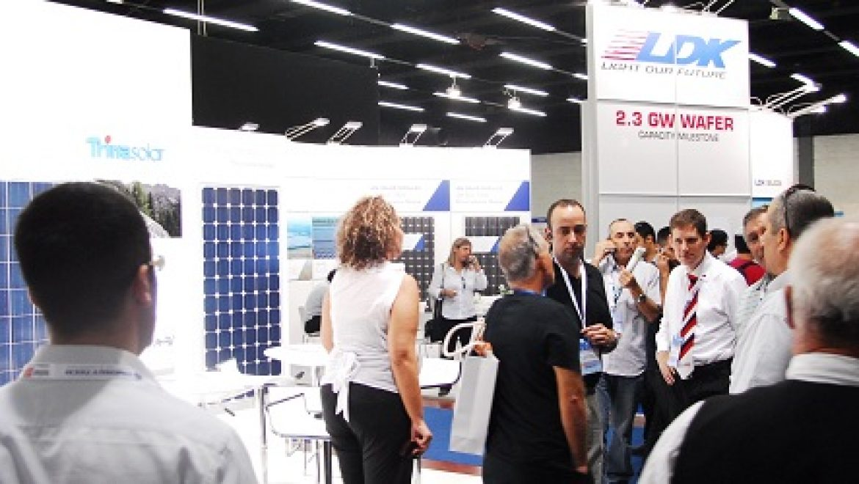 """תערוכת אנרג'יטק: """"מחיר החשמל הסולארי בגרמניה יהיה זול יותר מהקונבנציונלי כבר בשנת 2012"""""""