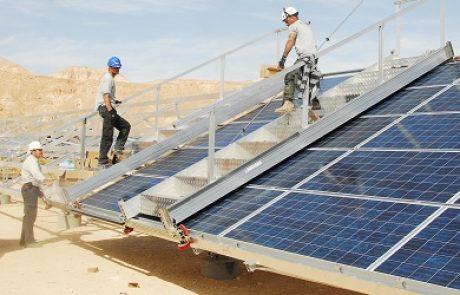ערבה פאוור סגרה פיננסית 8 פרויקטים סולאריים בהיקף 58 MW