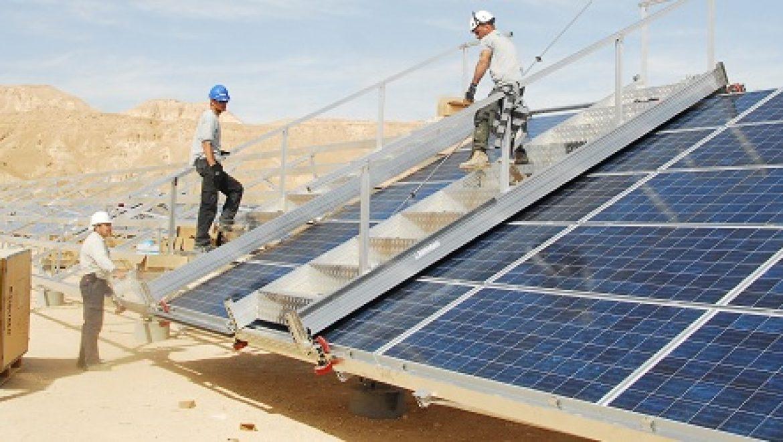 "EDF במו""מ לרכישת הפרויקט הסולארי של סאנפאוור בתלמי אליהו"