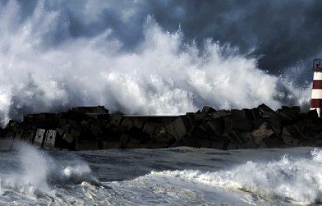 """נזקי הסופה לתעשייה: 300 מליון ש""""ח"""