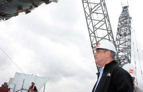 """משרד התשתיות יוצא במכרז לאיתור אתרים והכנת תמ""""א למתקני ייצור חשמל בגז טבעי"""