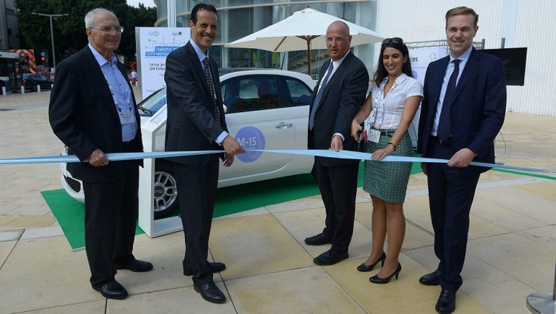 """ראש מנהלת תחליפי הדלק במשרד רוה""""מ """"יש התעניינות שיא של חברות רכב ואנרגיה בישראל"""""""