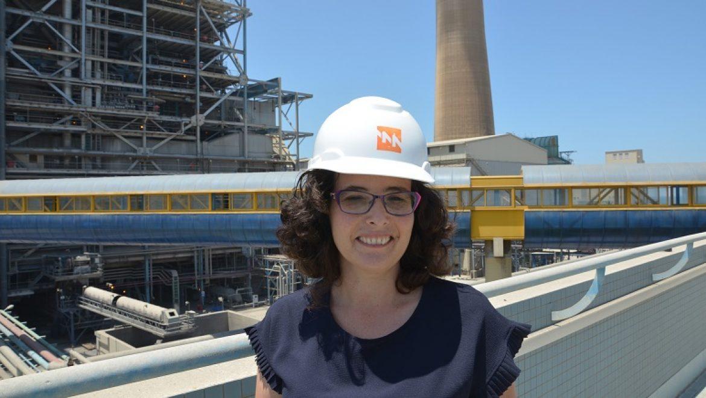 """רינת אברהמי-קרניאל מונתה למנהלת תחנת הכוח """"רוטנברג"""" של חברת החשמל"""