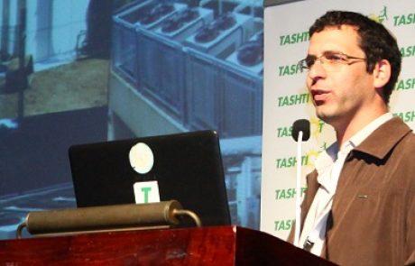 """הרצאת מנכ""""ל 'סולארי': טכנולוגיות מתקדמות לחסכון בחימום מים במבנים"""