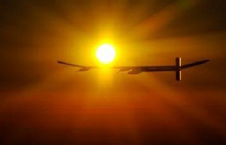 גוגל תשתמש במטוסים סולאריים בתור לווינים בשלט רחוק