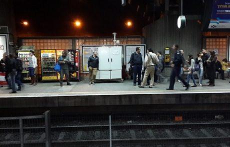 """חשש לבריאות הציבור: זיהום אוויר גבוה נמדד בתחנות רכבת השלום בת""""א ויוספטל בבת ים"""